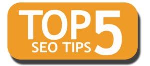 top-5-seo-tips