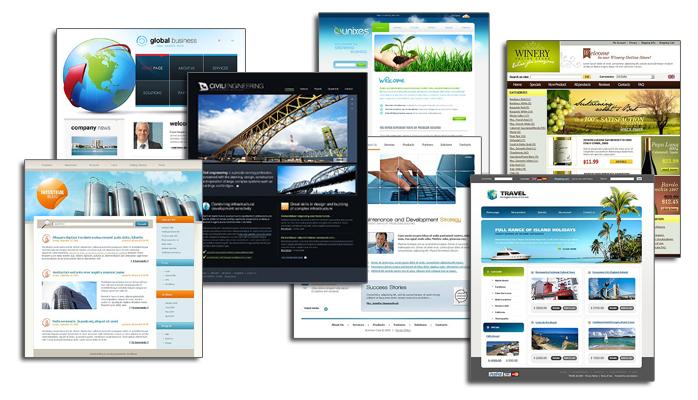 Página Web De Exploracionazul: Tipos De Paginas Web