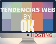 5 TENDENCIAS DE DISEÑO WEB