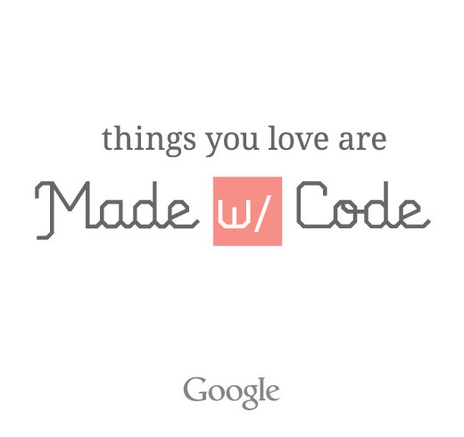 google-made-with-code-things-you-love