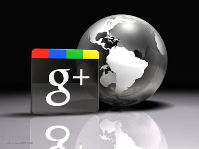Google plus el mundo