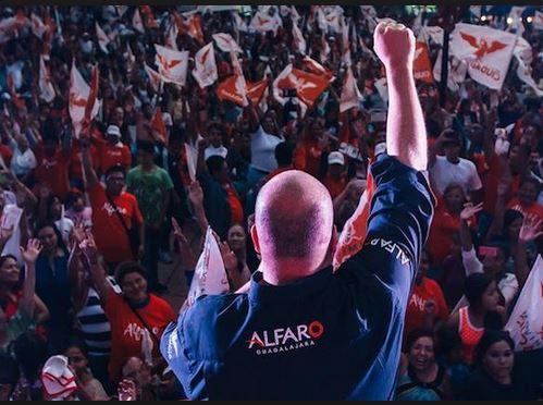 triunfo de movimiento ciudadano en elecciones jalisco