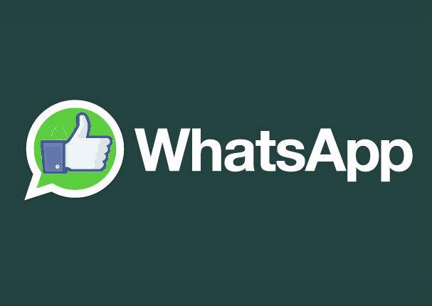 """botón """"me gusta"""" de WhatsApp"""