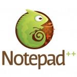 Descargar notepad++