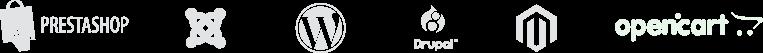 cms preinstaladas