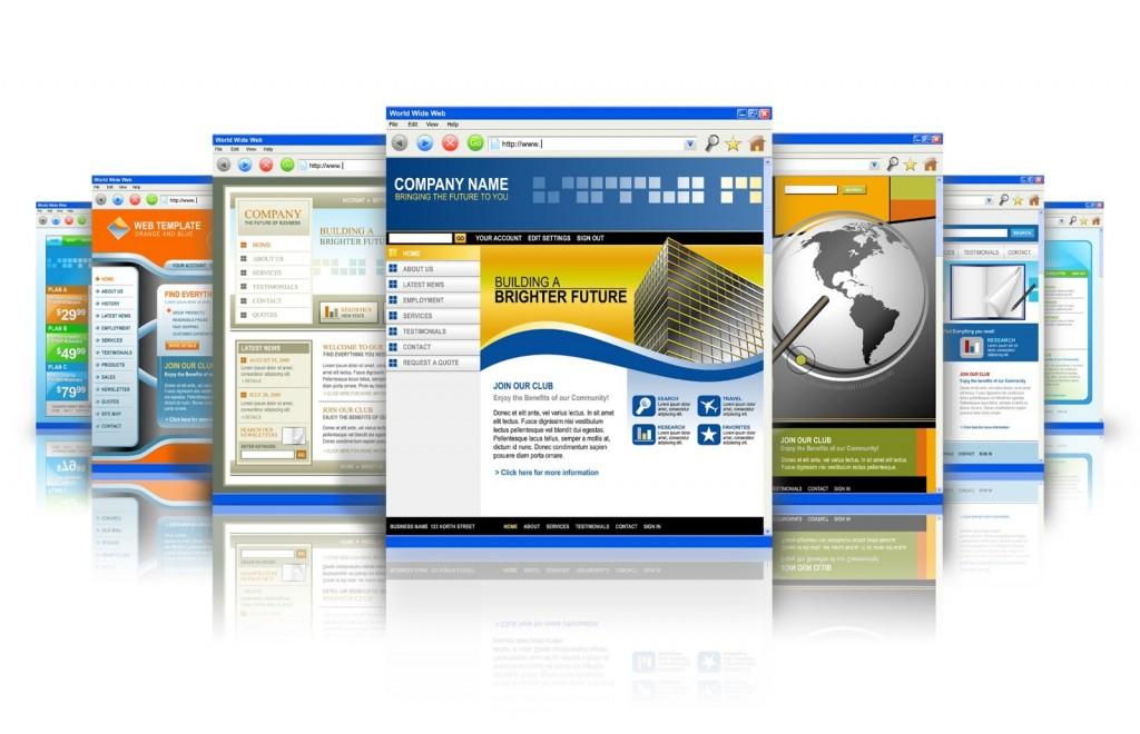 como Crear paginas web