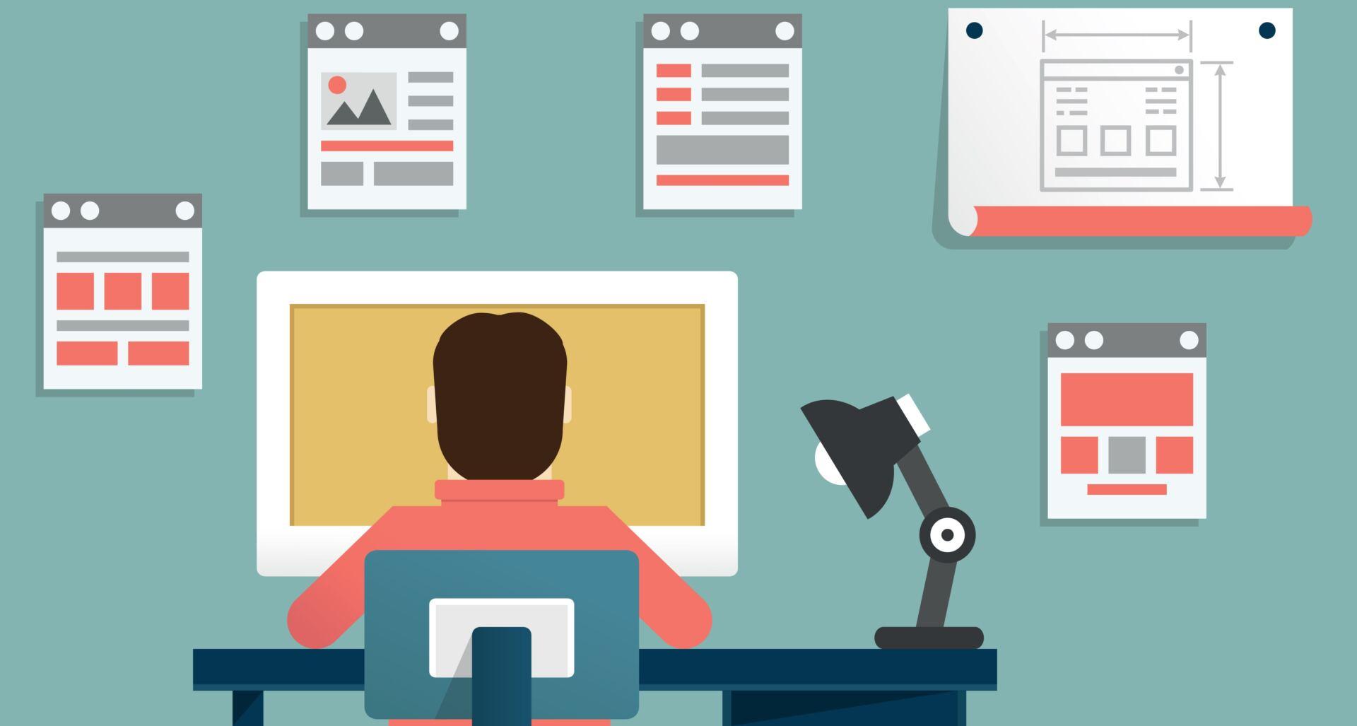 Programas para dise ar y crear pagina web dise o web ok for Paginas para disenar