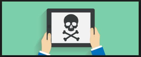 la muerte de una pagina web