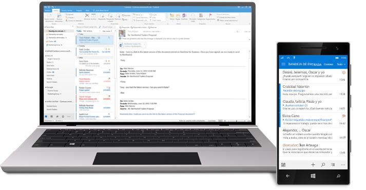 crear correo electronico