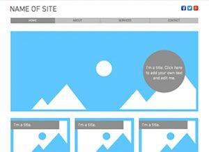 wix layout