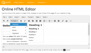 free-online-html-editor