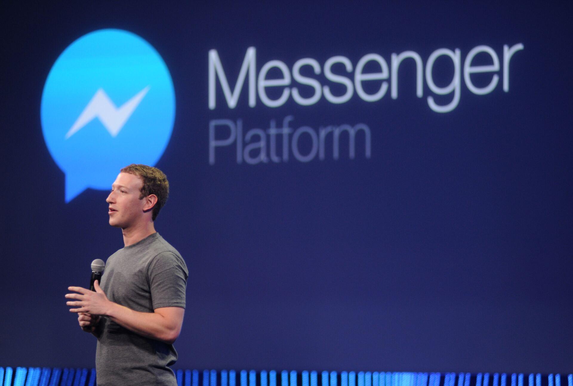 Eliminar mensajes en Facebook Messenger