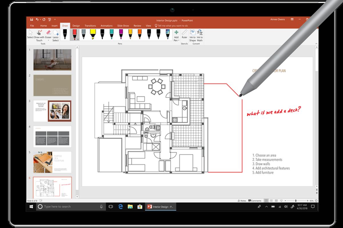 Preview de Microsoft Office 2019, disponible solo en macOS