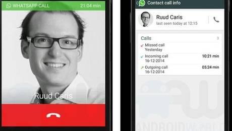 Rumores sobre la nueva Función de llamadas gratis en whatsapp