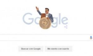 Hoy Google conmemora a a José Alfredo Jiménez, destacado representante de la música mexicana.