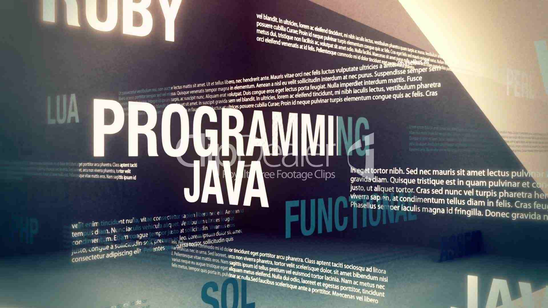 Java Programacion
